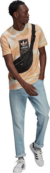 adidas Men's Camo Tongue Label Shirt product image