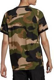 adidas Men's Camo 3-Stripes Shirt product image