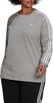 adidas Women's 3-Stripes Long Sleeve T-Shirt product image