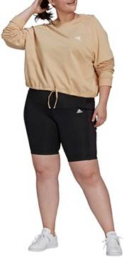 adidas Women's Designed To Move Plus Size Short Tights product image