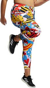 adidas Women's Believe This 2.0 Egle 7/8 Plus Size Tights product image