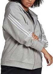 adidas Women's 3-Stripes Zip-Up Hoodie product image
