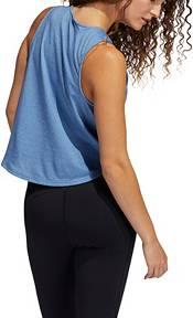 adidas Women's Shaped Hem Tank Top product image