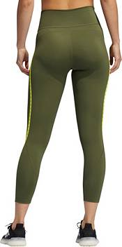 adidas Women's Primegreen Believe This 2.0 3 Bar Elastic Tights product image