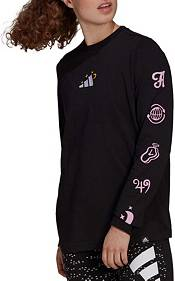 adidas Women's Palm Reader Graphic Long Sleeve Tee product image