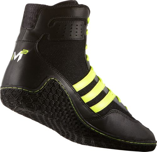 cd3f614a0119 adidas Men s Mat Wizard DT Wrestling Shoes