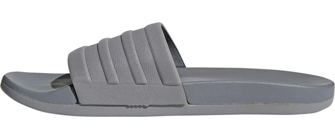 9449ec98ad0a adidas Men s Adilette CloudFoam Plus MONO Slides 3