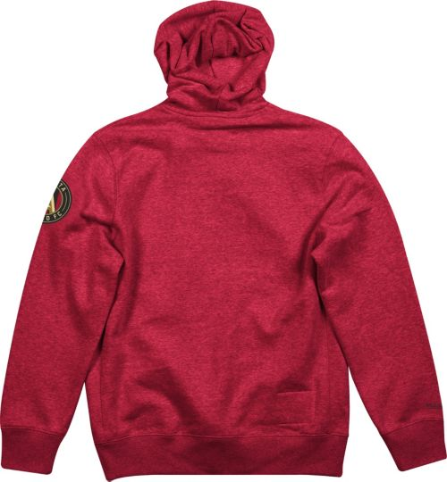 51c2f5ed5 Mitchell & Ness Men's Atlanta United Playoff Win Red Pullover Hoodie.  noImageFound. Previous