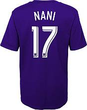 MLS Youth Orlando City Nani #17 Purple Player T-Shirt product image