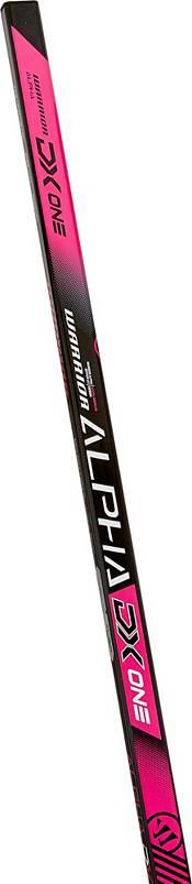 Warrior Junior Alpha DX 1 Pink Ice Hockey Stick product image