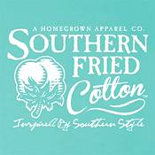 Southern Fried Cotton Girls' Beach Bums Short Sleeve T-Shirt product image