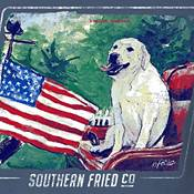Southern Fried Cotton Girls' Waggin Flag Short Sleeve T-Shirt product image