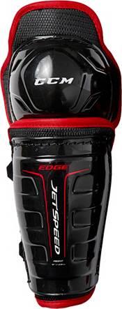 CCM Youth Jetspeed Edge Ice Hockey Shin Guards product image