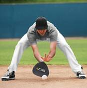 SKLZ Soft Hands Fielding Trainer product image