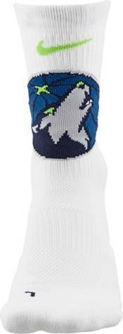 Nike Minnesota Timberwolves Elite Crew Socks product image