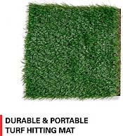 Rukket Chipping Net With Turf Mat & 12 Practice Balls product image