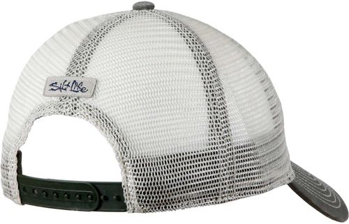 b6d7657a36ddd Salt Life Men s Life in the Cast Lane Mesh Back Trucker Hat