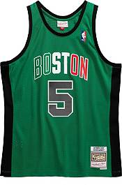 Mitchell & Ness Men's Boston Celtics Kevin Garnett #5 Swingman Green Jersey product image