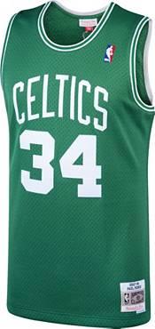 Mitchell & Ness Men's Boston Celtics Paul Pierce #34 Swingman Jersey product image