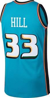 Mitchell & Ness Men's Detroit Pistons Grant Hill #33 Swingman Jersey product image