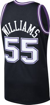 Mitchell & Ness Men's Sacramento Kings Jason Williams #55 Swingman Jersey product image