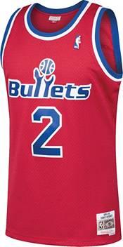 Mitchell & Ness Men's Washington Bullets Chris Webber #2 Swingman Red Jersey product image