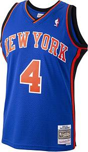 Mitchell & Ness Men's New York Knicks Nate Robinson #4 Swingman Blue Jersey product image