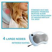 Aurora Shiatsu Massager Pillow product image