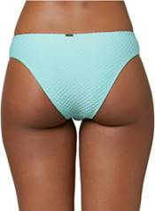 O'NEILL Women's Mar Saltwater Solids Textured Bikini Bottoms product image