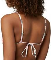 O'NEILL Women's Cayo Cruz Stripe Revo Bikini Top product image