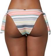 O'Neill Women's Maho Cruz Stripe Bikini Bottoms product image