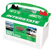 Interstate Batteries SRM-27 Marine/RV Deep Cycle Battery product image