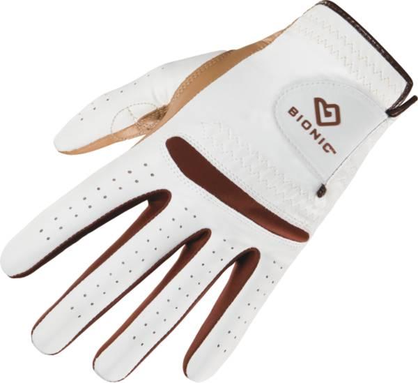 Bionic Women's RelaxGrip Caramel Palm Golf Glove product image