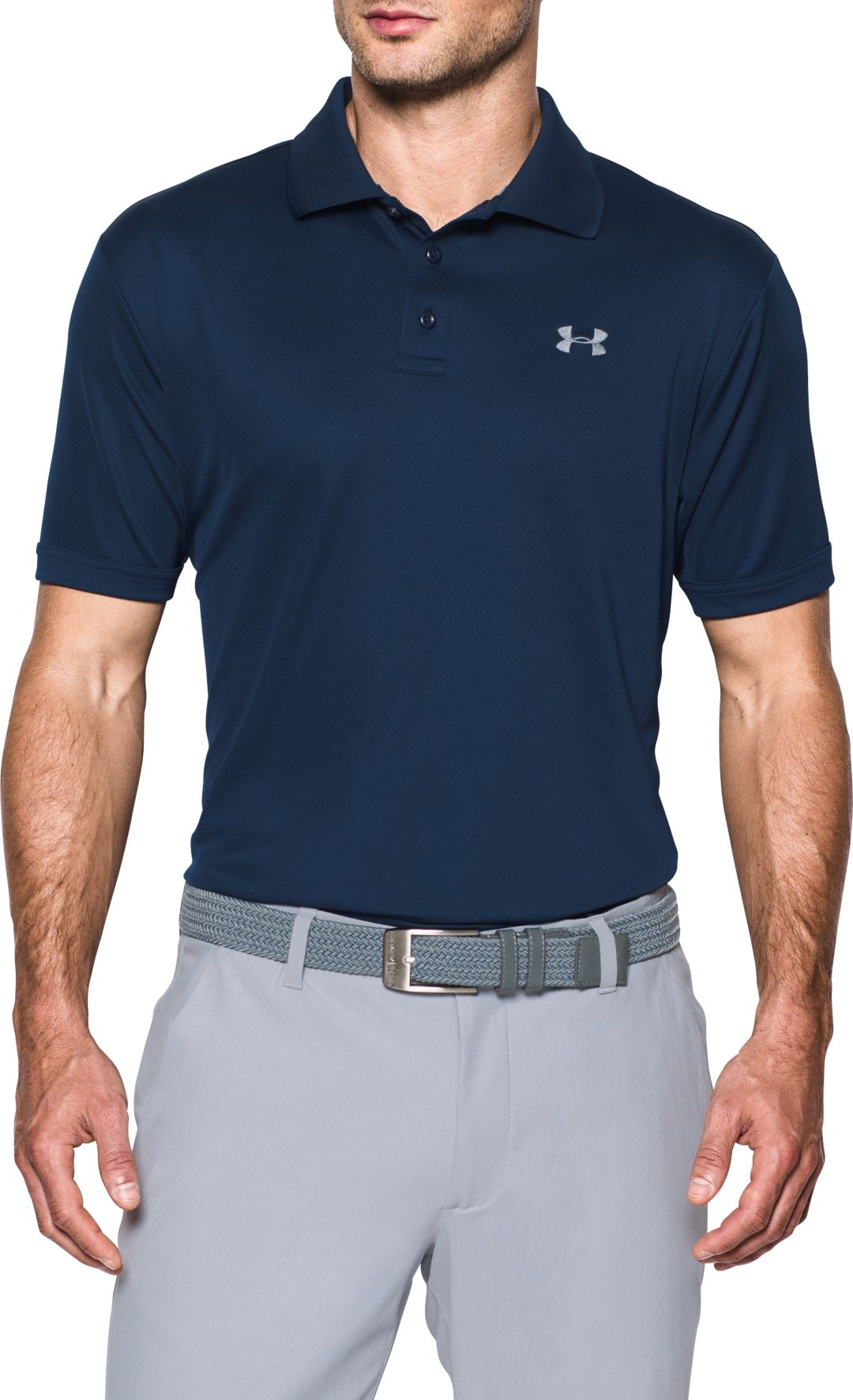 b48efccd8 Under Armour Men's Performance Golf Polo. noImageFound. Previous
