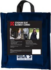 Logo DSG Stadium Seat & Blanket Combo product image