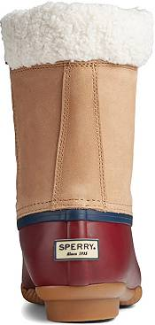 Sperry Women's Saltwater Tall Cozy Leather Duck Boots product image