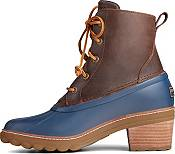 Sperry Women's Saltwater Heel Leather Duck Boots product image