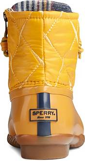Sperry Women's Saltwater Quilted Nylon Duck Boots product image