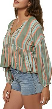 O'Neill Women's Rosie Stripe Top product image
