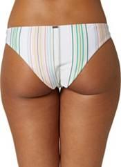 O'Neill Women's Sunset Beach Stripe Bikini Bottom product image