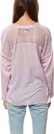 O'Neill Women's Seaside Long Sleeve Woven Shirt product image