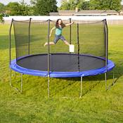 Skywalker Trampolines 15' Round Trampoline with Safety Enclosure product image