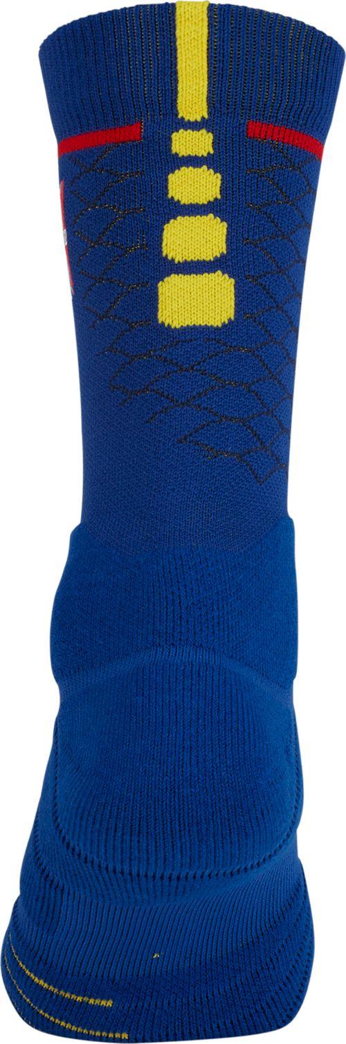 Nike Golden State Warriors City Edition Elite Quick NBA Crew Socks.  noImageFound. Previous. 1. 2. 3 7a125b072
