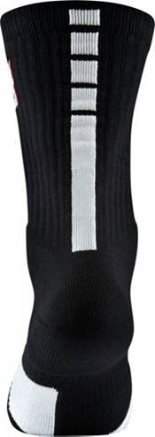Nike NBA League Black Elite Crew Socks product image