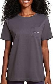 Ivory Ella Women's Nouveaux Florals Short Sleeve T-Shirt product image