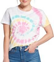 Ivory Ella Women's Heritage Solstice Swirl Tie Dye T-Shirt product image
