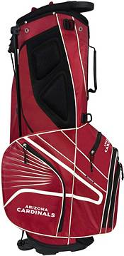 Team Effort Arizona Cardinals Gridiron III Stand Bag product image