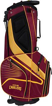 Team Effort Cleveland Cavaliers Gridiron III Stand Bag product image