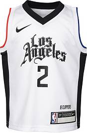 Nike Toddler Los Angeles Clippers Kawhi Leonard #2 White Dri-FIT Swingman Jersey product image