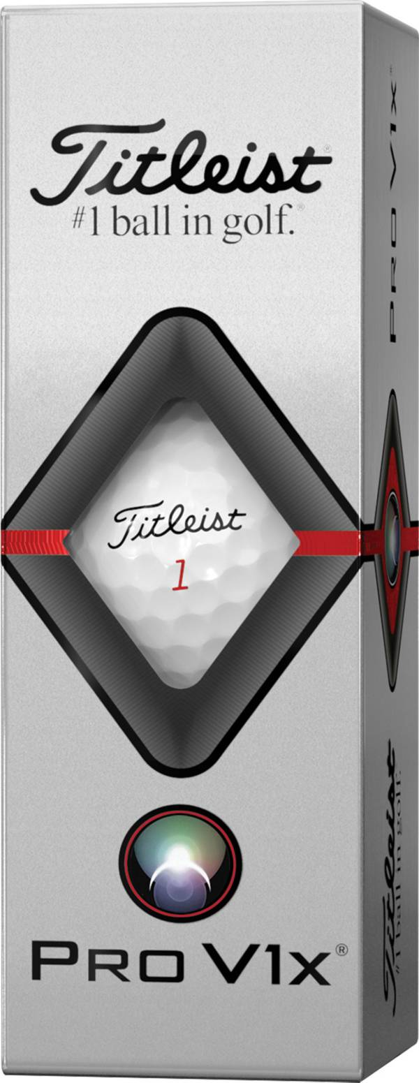 Titleist 2019 Pro V1x Golf Balls – 3 Pack product image